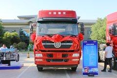 中国重汽 斯太尔D7B重卡 400马力 6X4牵引车(ZZ4253N3241E1BN)