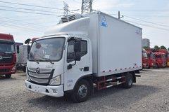 福田欧马可S3系 143马力 4X2 4.08米冷藏车(BJ5048XLC-FE)