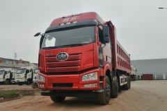 一汽束缚 J6P重卡 460马力 8X4 8.2米自卸车(CA3310P66K24L6T4AE5) 卡车图片