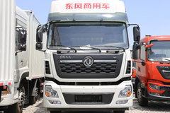 东风商用车 天龙VL重卡 290马力 6X2 9.6米厢式载货车(DFH5200XXYA) 卡车图片