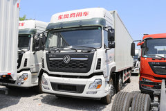 西风商用车 天龙VL重卡 290马力 6X2 9.6米厢式载货车(DFH5200XXYA) 卡车图片