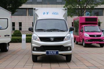福田 祥菱V 1.5L 112马力 汽油/CNG 2.53米双排仓栅式微卡(BJ5036CCY-T6)