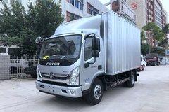 福田 奥铃新捷运 170马力 4.14米单排厢式轻卡(宽轴距)(BJ5048XXY-A1) 卡车图片
