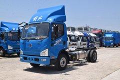 束缚 J6F 2020款 城配版 160马力 4.16米单排厢式轻卡(CA5040XXYP40K59L2E5A84)