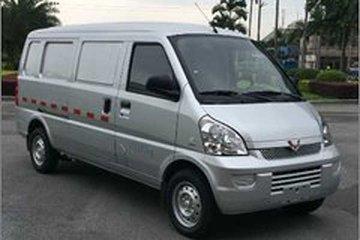 五菱 荣光 2019款 加长基本型 2座 107马力 1.5L厢式运输车