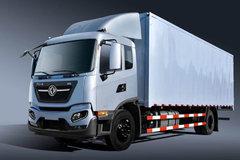东风商用车 天锦KR 290马力 6X2 9.6米排半厢式载货车(京五II)(DFH5250XXYA5) 卡车图片