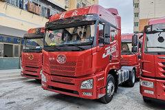 青岛束缚 JH6重卡 375马力 4X2 牵引车(锡柴)(CA4180P26K24E5A80) 卡车图片