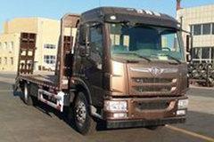青岛解放 龙V 180马力 4X2 平板运输车(龙帝牌)(CSL5161TPBC5Q)