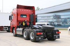 欧曼GTL牵引车外观                                                图片
