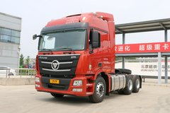福田 欧曼GTL 6系重卡 460马力 6X4牵引车(BJ4259SMFKB-AA) 卡车图片