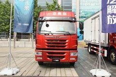 青岛解放 龙VH中卡 220马力 4X2 6.75米单排栏板载货车(www.js77888.com)(CA1180PK15L2E6A80) 卡车图片