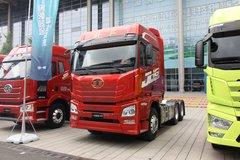 青岛束缚 JH6重卡 领航版 560马力 6X4牵引车(国六)(CA4259P25K2T1E6A80) 卡车图片