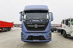 西风商用车 天龙KL重卡 420马力 8X4 9.6米栏板载货车(超速挡)(DFH1310A1) 卡车图片