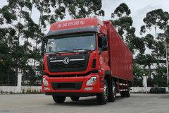 西风商用车 天龙VL重卡 245马力 6X2 9.6米厢式载货车(DFH5250XXYAX1V) 卡车图片