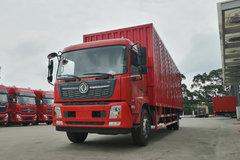 西风商用车 天锦VR中卡 2019款 210马力 4X2 8米厢式载货车(DFH5180XXYBX2DV) 卡车图片