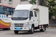 福田期间 小卡之星Q2 1.5L 116马力 汽油 3.05米双排厢衰落卡(国六)(BJ5035XXY4AV5-51) 卡车图片
