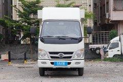 福田期间 小卡之星Q2 1.5L 114马力 汽油 3.3米单排翼开启厢衰落卡(BJ5032XYK-FB) 卡车图片