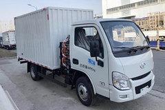 上汽跃进 小福星E50 4.5T 3.155米单排纯电动厢式运输车(SH5047XXYPCEVNZ)66.84kWh
