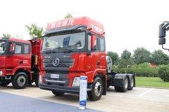 陕汽重卡 德龙X3000 460马力 6X4 LNG危险品牵引车(www.js77888.com) 卡车图片