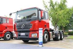 陕汽重卡 德龙X3000 低顶版 500马力 6X4牵引车 卡车图片