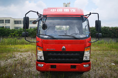 中国重汽HOWO 悍将 科技版 116马力 4.165米单排栏板轻卡(ZZ1047C3315E145) 卡车图片