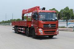 东风商用车 天龙 450马力 8X4 8米随车吊(DFH5310JSQAX1V)