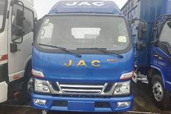 江淮 帅铃E中体 132马力 4.15米单排厢式轻卡(HFC5041XXYP52K3C2V) 卡车图片