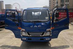 江淮 骏铃V3 109马力 3.7米单排栏板轻卡(HFC1040P93K1B4V) 卡车图片