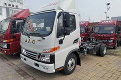 江淮 帅铃E中体 152马力 4.15米单排厢式轻卡(HFC5045XXYP92K1C2V) 卡车图片