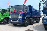 福田 瑞沃ES3 220马力 6X2 4.8米自卸车(www.js77888.com)(BJ3244DMPFB-01)