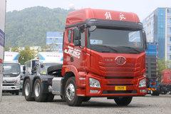青岛解放 JH6重卡 卓越版 400马力 6X4牵引车(www.js77888.com)(CA4256P26K15T1E6A80)