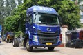 东风柳汽 乘龙H5中卡 245马力 4X2 6.8米厢式载货车(LZ5180XXYH5AC1)