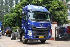 东风柳汽 乘龙H5中卡 195马力 4X2 6.8米厢式载货车(LZ5180XXYH5AC1)