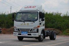 江淮 帅铃E中体 152马力 4.18米单排厢式轻卡(HFC5043XXYP91K1C2V)