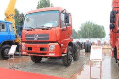西风商用车 天锦中卡 190马力 6X2 8.6米载货车(底盘)(DFL1250BXA) 卡车图片