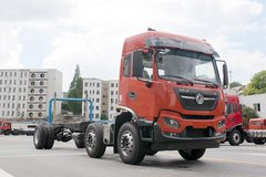 西风商用车 天锦KR中卡 245马力 6X2 7.7米载货车(DFH1250BXV) 卡车图片