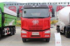 一汽解放 J6M 260马力 6X4 腐蚀性物品罐式运输车(程力威牌)(CLW5254GFWC5)