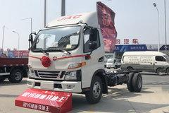 江淮 骏铃V5 116马力 4.18米单排栏板轻卡(HFC1043P92K1C2V-S) 卡车图片