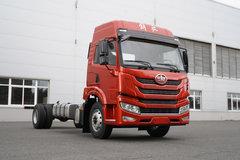 青岛解放 龙VH 240马力 4X2 6.75米仓栅式载货车底盘(CA5189CCYPK2L2E5A80)