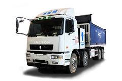 博雷顿 31T 8X4 10.02米排半纯电动自卸车北京公转铁版本(HN3310B36C7BEV)374.65kWh