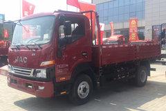 江淮 骏铃V8 170马力 4.18米单排栏板轻卡(HFC1100P91K1C2V) 卡车图片