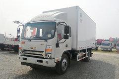 江淮 帅铃Q7 山区版 154马力 5.2米排半厢式轻卡(HFC5141XXYP71K1D1V) 卡车图片