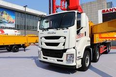 三一 52米混凝土泵车(庆铃五十铃VC66底盘)(www.js77888.com)