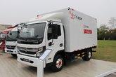 东风 凯普特K6 163马力 4.17米单排厢式轻卡(www.js77888.com)(EQ5040XXY8CD2AC)