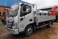 福田 欧马可S3系 110马力 4.18米单排栏板轻卡(BJ1045V9JD6-F2) 卡车图片