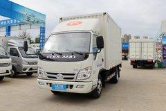 福田期间 小卡之星3 88马力 3.67米单排厢衰落卡(BJ5046XXY-F1) 卡车图片