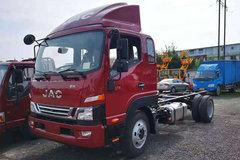 江淮 骏铃V8 170马力 5.2米排半栏板轻卡(HFC1141P91K1C6V) 卡车图片