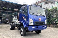 三龙龙江 129马力 4X2 4.1米自卸车(CZW2040-E5)