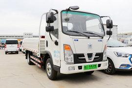 吉祥近程 E200 标配版 4.5T 4.1米单排栏板式纯电动轻卡86kWh