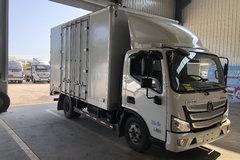 福田 欧马可E版 定制版 110马力 4.14米单排厢式轻卡(宽体)(BJ5048XXY-FC) 卡车图片